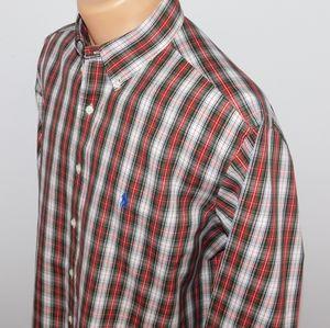 Ralph Lauren long sleeve button down shirt. 15 1/2